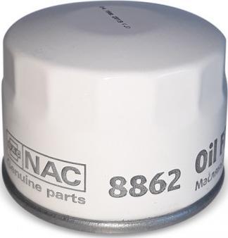 NAC 8862 - Масляный фильтр avtodrive.by