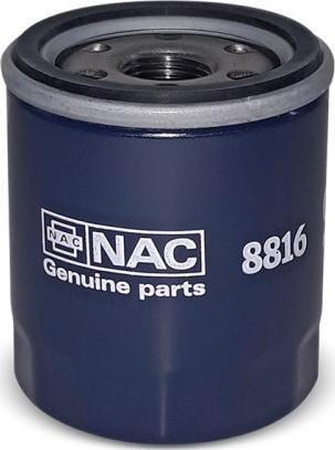 NAC 8816 - Масляный фильтр avtodrive.by