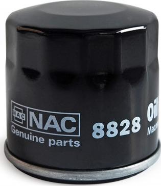 NAC 8828 - Масляный фильтр avtodrive.by