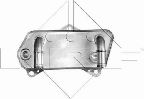 NRF 31188 - Масляный радиатор, автоматическая коробка передач avtodrive.by