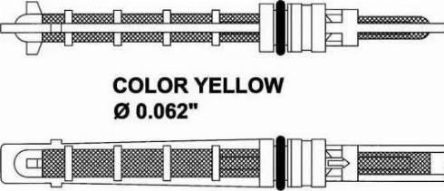 NRF 38212 - Расширительный клапан, кондиционер avtodrive.by