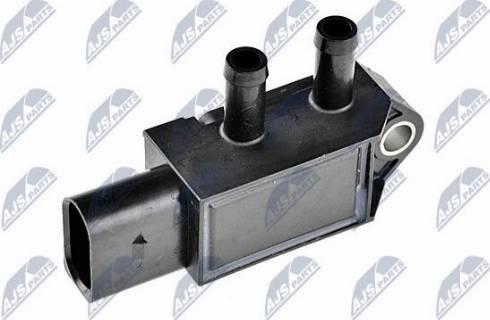 NTY ECS-AU-003 - Датчик, давление выхлопных газов avtodrive.by