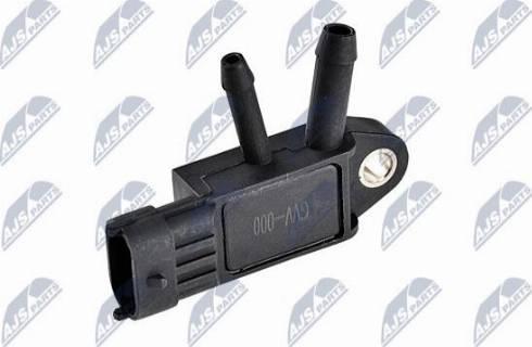 NTY ECS-VV-000 - Датчик, давление выхлопных газов avtodrive.by