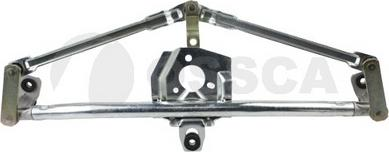OSSCA 09027 - Система тяг и рычагов привода стеклоочистителя avtodrive.by