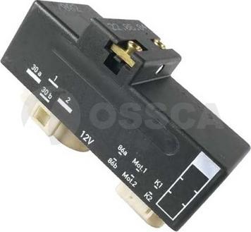 OSSCA 04205 - Регулятор, вентилятор салона avtodrive.by
