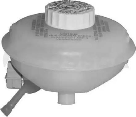 OSSCA 00477 - Компенсационный бак, тормозная жидкость avtodrive.by