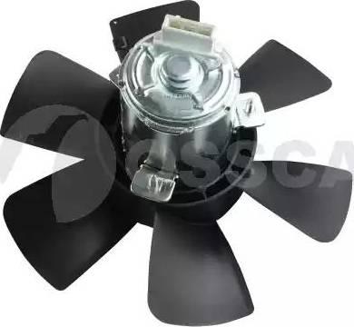 OSSCA 01069 - Вентилятор, охлаждение двигателя avtodrive.by