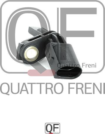 Quattro Freni QF60F00232 - Датчик ABS, частота вращения колеса avtodrive.by