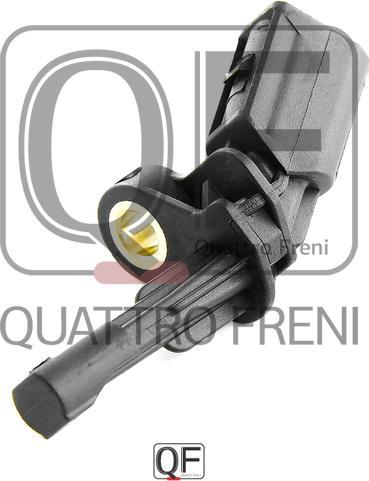 Quattro Freni QF61F00178 - Датчик ABS, частота вращения колеса avtodrive.by