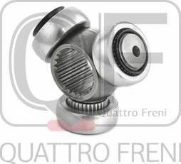 Quattro Freni QF00000090 - Муфта с шипами, приводной вал avtodrive.by
