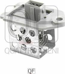 Quattro Freni QF25A00066 - Сопротивление, реле, вентилятор салона avtodrive.by