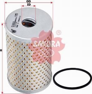 SAKURA PO83010 - Гидрофильтр, рулевое управление avtodrive.by