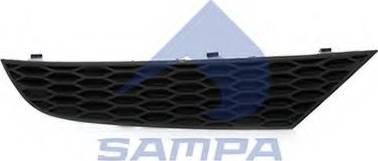 Sampa 18100565 - Облицовка, бампер avtodrive.by