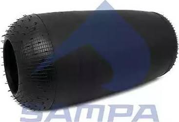 Sampa SP 55916 - Кожух пневматической рессоры avtodrive.by