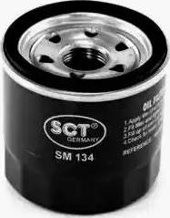 SCT Germany SM 134 - Масляный фильтр avtodrive.by