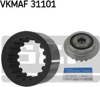 SKF VKMAF31101 - Комплект эластичной муфты сцепления avtodrive.by