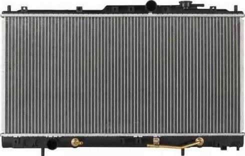 Spectra Premium CU2410 - Радиатор, охлаждение двигателя avtodrive.by