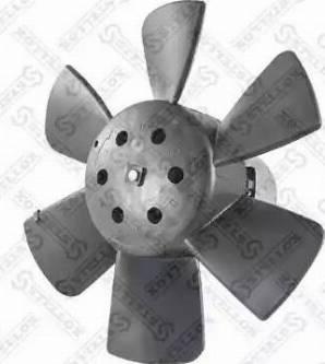 Stellox 2999009SX - Вентилятор, охлаждение двигателя avtodrive.by