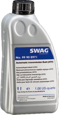 Swag 99908971 - Масло рулевого механизма с усилителем avtodrive.by