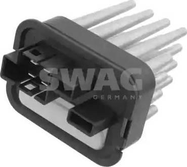 Swag 40 92 7495 - Блок управления, кондиционер avtodrive.by