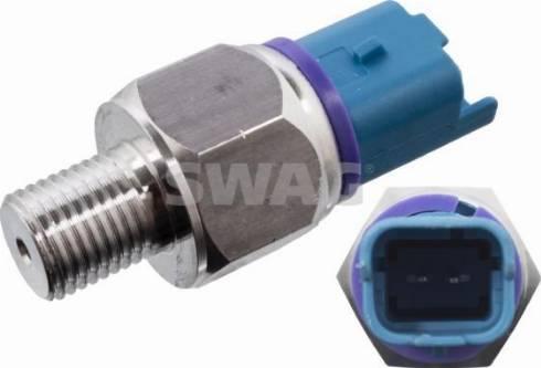 Swag 64102425 - Датчик давления масла, рулевой механизм с усилителем avtodrive.by