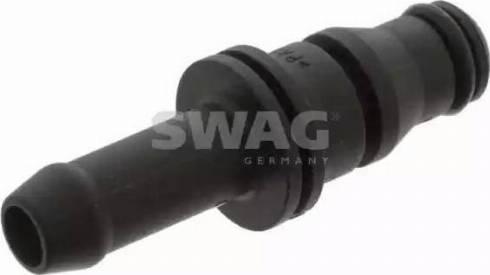 Swag 10947213 - Соединительный патрубок, провод охлаждающей жидкости avtodrive.by
