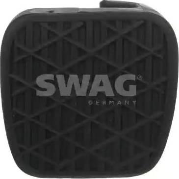 Swag 10903841 - Накладка на педаль, педаль сцепления avtodrive.by