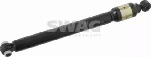 Swag 10927572 - Амортизатор рулевого управления avtodrive.by