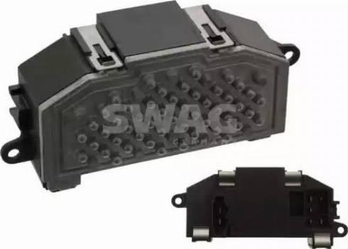 Swag 30939753 - Блок управления, отопление / вентиляция avtodrive.by