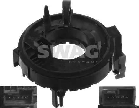 Swag 30934702 - Витая пружина, подушка безопасности avtodrive.by