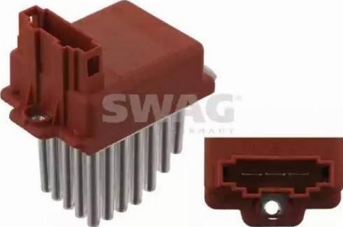 Swag 30 93 0601 - Блок управления, кондиционер avtodrive.by