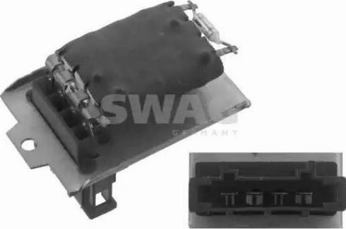 Swag 30 93 2178 - Блок управления, отопление / вентиляция avtodrive.by