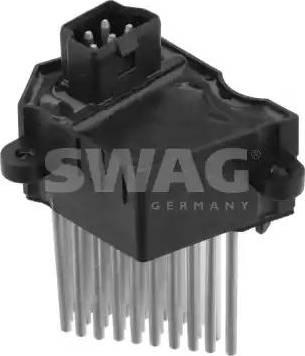 Swag 20924617 - Блок управления, кондиционер avtodrive.by