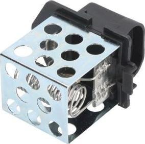 Thermotec DER023TT - Дополнительный резистор, электромотор - вентилятор радиатора avtodrive.by