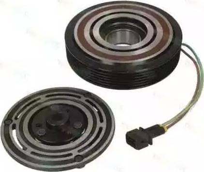 Thermotec KTT040124 - Электромагнитное сцепление, компрессор avtodrive.by