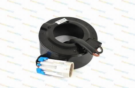 Thermotec KTT030007 - Катушка, электромагнитное сцепление - компрессор avtodrive.by