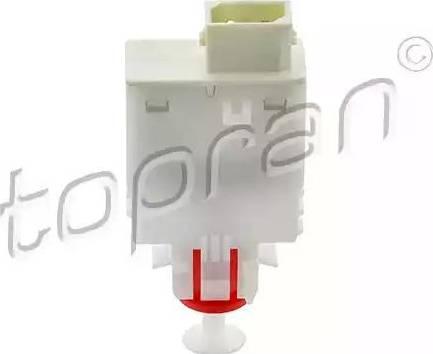 Topran 500 500 - Выключатель, привод сцепления (Tempomat) avtodrive.by
