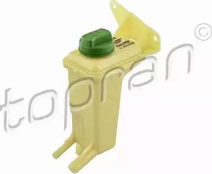 Topran 110 689 - Компенсационный бак, гидравлического масла усилителя руля avtodrive.by