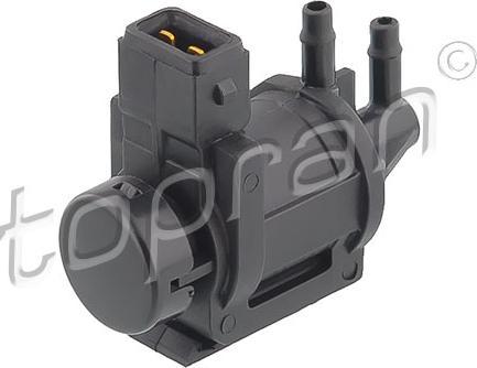 Topran 110875 - Переключающийся вентиль, заслонка выхлопных газов avtodrive.by
