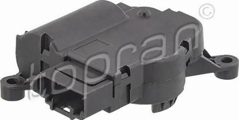Topran 117 029 - Регулировочный элемент, смесительный клапан avtodrive.by