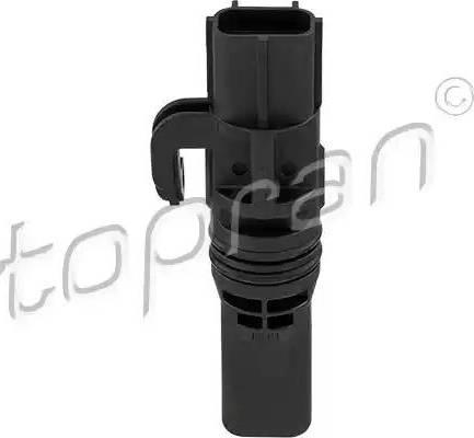 Topran 304287 - Датчик частоты вращения, ступенчатая коробка передач avtodrive.by