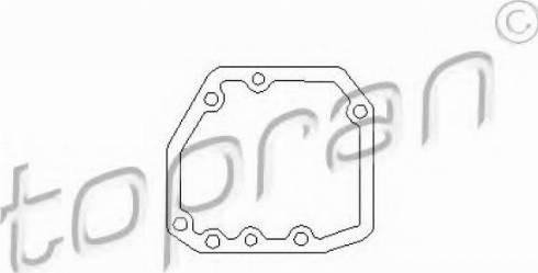 Topran 201 539 346 - Прокладка, привод коробки переключения передач avtodrive.by