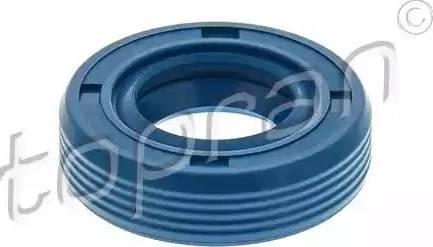 Topran 201 536 - Уплотняющее кольцо, ступенчатая коробка передач avtodrive.by