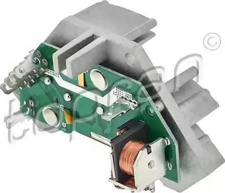 Topran 721 914 - Выключатель вентилятора, отопление / вентиляция avtodrive.by