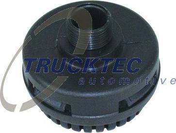 Trucktec Automotive 0135157 - Глушитель шума, пневматическая система avtodrive.by