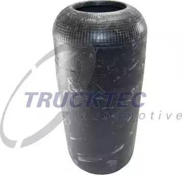 Trucktec Automotive 01.30.067 - Кожух пневматической рессоры avtodrive.by