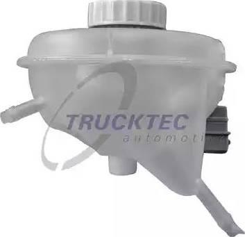Trucktec Automotive 07.35.066 - Компенсационный бак, тормозная жидкость avtodrive.by
