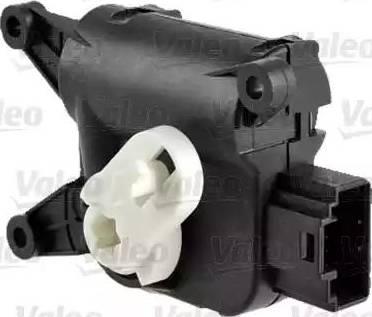 Valeo 515064 - Регулировочный элемент, смесительный клапан avtodrive.by