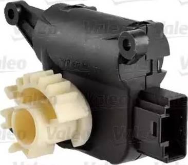 Valeo 515127 - Регулировочный элемент, смесительный клапан avtodrive.by