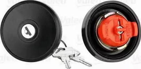Valeo 247525 - Крышка, топливной бак avtodrive.by
